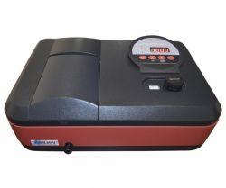 Espectrofotômetro Digital com Faixa Visível de 325 à 1000 NM - Suporte 4 Cubetas de 10MM de caminho ótico - Bivolt