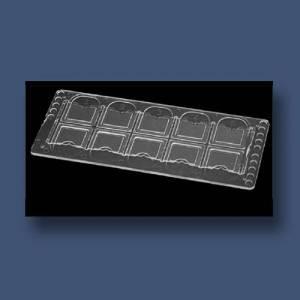 """Lâmina para Análise de Sedimentos Urinários """"Precision Cell"""" - PLASTBIO"""