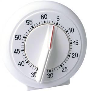 Relógio Despertador (Timer) para laboratórios