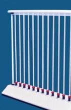 Suporte (estante) Westergreen para 12 Pipetas de Sedimentação - PLASTBIO
